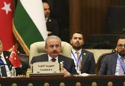 TBMM Başkanı Şentop: Iraktan beklentimiz, PKK unsurlarına barınma imkanı vermemesi