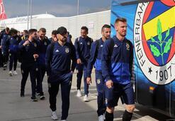 Fenerbahçe kafilesi, Gazipaşaya geldi
