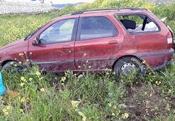 Çok feci kaza Anne ve baba yaralandı 1,5 yaşındaki çocuk ise...
