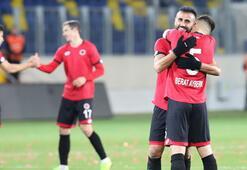 Gençlerbirliği - İstanbulspor: 1-0