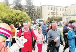 Meclis, ziyaretçilerine topaçlı nostalji yaşatacak