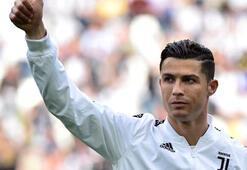 Ronaldo resmen açıkladı Juventusta kalacak...