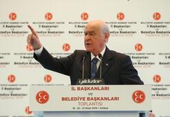 Son dakika... Bahçeli: İstanbulda seçim tekrarı beka meselesidir