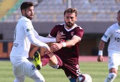 Altay - Hatayspor: 1-1