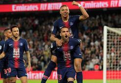 Şampiyon PSG, Monacoyu 3 golle geçti