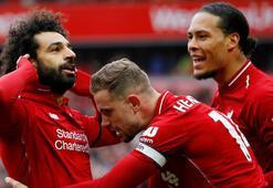 Liverpooldan üst üste 6. galibiyet