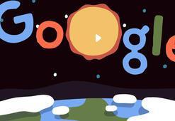 Google'dan Dünya Günü için Doodle yayınladı 22 Nisan Dünya Günü nedir