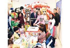 'Dünya çocuklarının bayramı kutlu olsun'