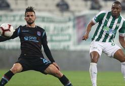 Trabzonsporda Hüseyin Türkmen kaza yaptı