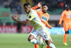 Aytemiz Alanyaspor  - Fenerbahçe: 1-0