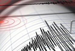 O ilçemizde korkutan deprem