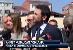 Ahmet Kuraldan duruşma sonrası açıklama