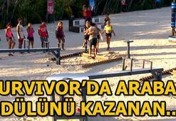 Survivorda araba ödülünü kim kazandı 22 Nisan Survivor 53. yeni bölümde...
