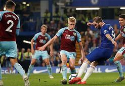 Chelsea-Burnley: 2-2
