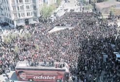 CHP örgütlerinden saldırıya protesto