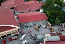 Deprem fırtınası Fay hattı kırıldı