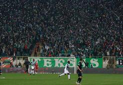 Bursasporun seyirci ortalaması 20 bini aştı