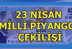 Milli Piyango 23 Nisan çekiliş sonuçları MPİ 23 Nisan Milli Piyango sıralı tam liste