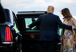Son dakika... Trump, İngiltere ve Fransaya gidiyor