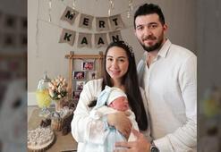 Skorerin Mesut günü Mert Kaan bebek dünyaya geldi...