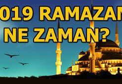 Ramazan ayı ne zaman başlıyor 2019 Ramazan Bayramı tatili kaç gün