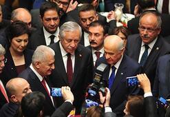 MHP lideri Bahçeliden YSKnın bugünkü kararlarıyla ilgili açıklama