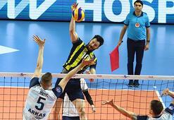 Fenerbahçe-Arkas Spor: 3-2