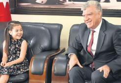 Narlıdere'de çocuk meclisleri istedi