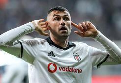 Burak, Göztepe ve Bursaspordan fazla gol attı