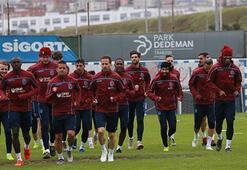 Trabzonsporda Fenerbahçe mesaisi sürüyor