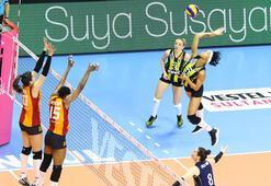 Fenerbahçe Opet - Galatasaray HDI: 3-0