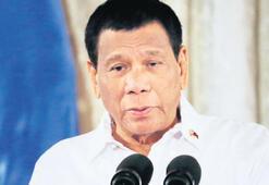 Duterte uyardı:  'Savaş açarız'