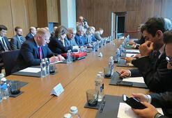 Suriye konulu 12. garantörler toplantısı başladı