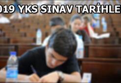 Üniversite sınavı ne zaman yapılacak 2019 TYT, AYT YDT sınav tarihleri
