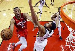 Houston Rockets, yarı finale yükseldi