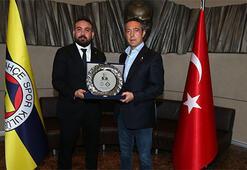 Altaydan Fenerbahçeye ziyaret