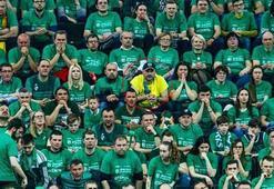 Zalgiris Arenada tek Fenerbahçeli