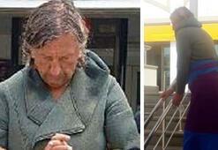 Akılalmaz olay Rus uyruklu şahıs sokakta iç çamaşırıyla gezerken yakalandı