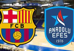 Barcelona Lassa Anadolu Efes maçı ne zaman saat kaçta hangi kanalda