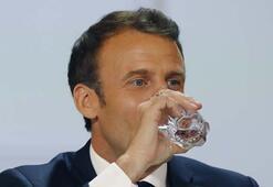 Ve Macrondan beklenen açıklama geldi Fransada taşlar yerinden oynayacak...