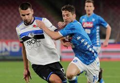 Lazionun rakibi Atalanta oldu