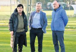 Menemenspor şampiyonluğa hazırlanıyor