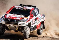 Dakar Rallisi, 2020de Suudi Arabistanda yapılacak