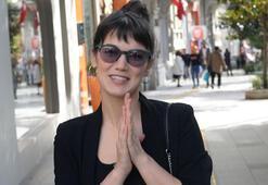 Pınar'ın yeni saç modeli