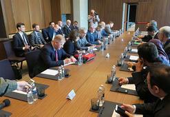 Suriye konulu 12. Garantörler toplantısı sürüyor