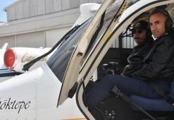 Alev pilotları her an görev başında