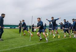 Kasımpaşa, Yeni Malatyaspor hazırlıklarını sürdürdü