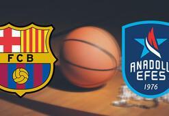 Barcelona Lassa - Anadolu Efes maçı saat kaçta, hangi kanalda