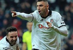 Derbi öncesi Beşiktaşta Burak Yılmaz alarmı