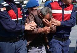 Muğlada çocuklara taciz şüphelisi inşaat işçisi adliyede